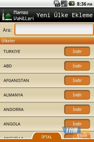 Ülkeler listesi 2