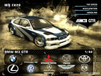 Need for Speed: Most Wanted Save Dosyası