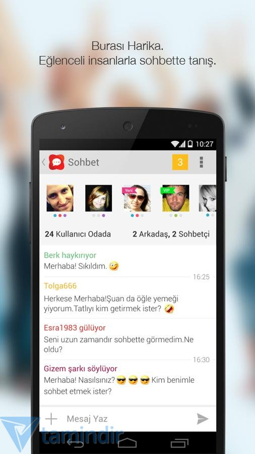 turk chat