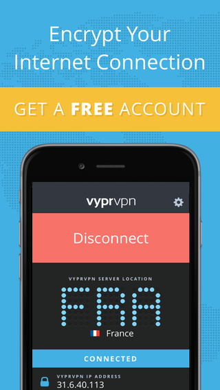 VyprVPN for iOS