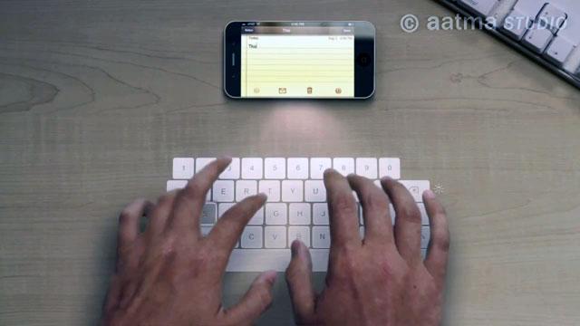 Geleceğin iPhone'larındaki Olası Hologram ve Projeksiyon Özellikleri