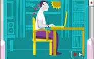 Bilgisayar Başında Doğru Oturuş Şekilleri