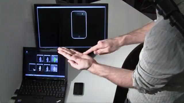 Avuç İçiyle iPhone Kullanma