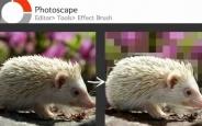 PhotoScape - Efekt Fırçası