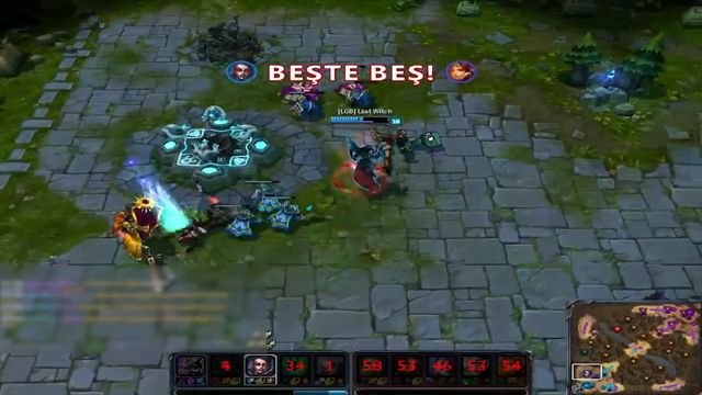 League Of Legends Vaskervon Arenası 24