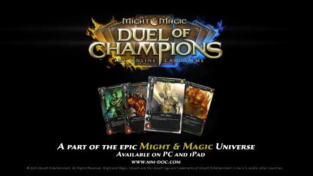 Might & Magic: Duel of Champions Tanıtım Videosu
