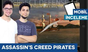 Assassin's Creed Pirates iOS'ta Ücretsiz Oldu