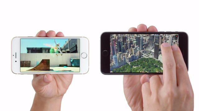 iPhone 6 ve iPhone 6 Plus TV Reklamı