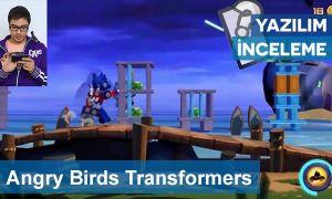 Angry Birds Transformers - Tamindir İncelemesi