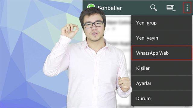 Whatsapp Bilgisayarda Nasıl Kullanılır?