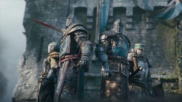 For Honor İçinizdeki Kılıç Kalkancıyı Ortaya Çıkaracak