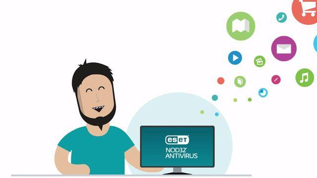 ESET NOD32 Antivirus Tanıtım Videosu