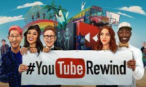 YouTube Yine Bombayı Patlattı - Rewind 2015