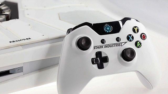 Iron Man Tasarımlı XBox One Geliyor