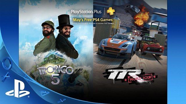 PlayStation Plus Mayıs 2016 İçeriği Açıklandı