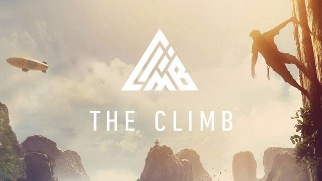 Crytek'in Sanal Gerçeklik Oyunu The Climb'ın Çıkış Videosu Yayınlandı