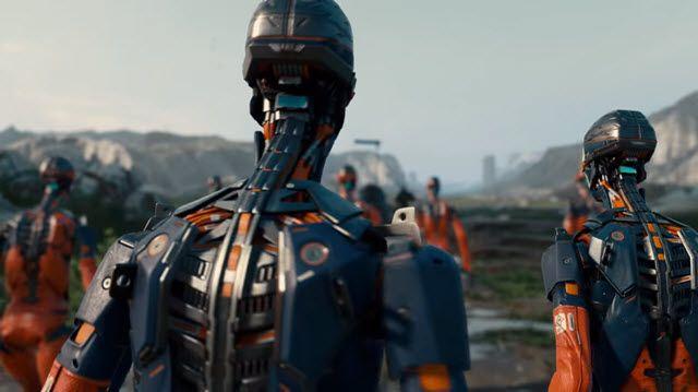 Unity Motoru ile Hazırlanan Bu Kısa Film Göz Kamaştırıyor