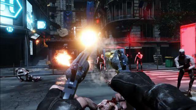 Killing Floor 2'de 4K Kalitede Zombi Katliamı