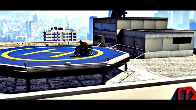 GTA 5'te Bu Akıl Almaz Hareketleri Yapabilir miydiniz?