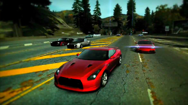 Need for Speed World Fragmanı
