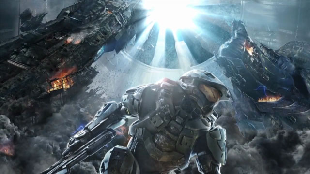 Halo 4: Cover Art Animation