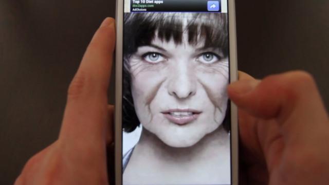 AgingBooth Uygulaması ile Herkesi Yaşlandırın