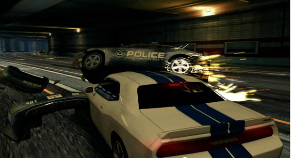 Need For Speed: Most Wanted Mobil Versiyon