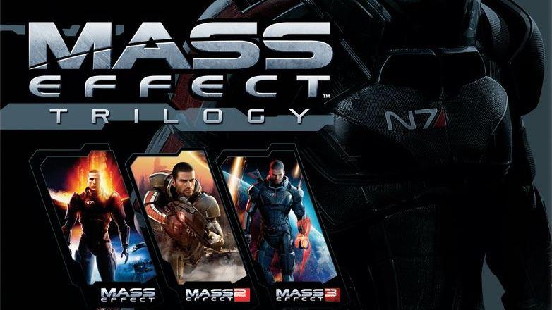 Mass Effect Trilogy Çıkış Videosu