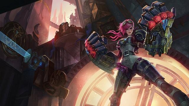 League of Legends: Piltover Fedaisi Vi Karakteri Tanıtım Videosu