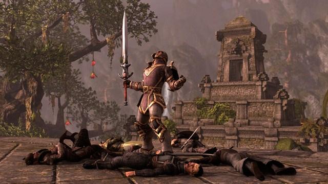 The Elder Scrolls Online Sinematik Video