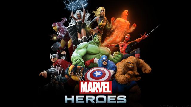 Marvel Heroes Yapımcı Günlüğü Videosu