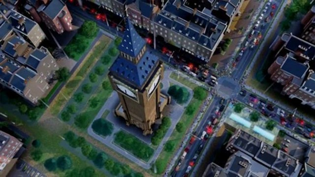 SimCity - Digital Deluxe Tanıtım Videosu