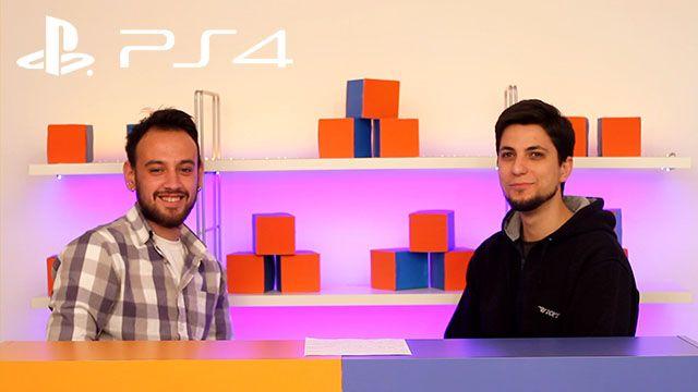 Playstation 4 Özelliklerini ve Oyunlarını Konuştuk