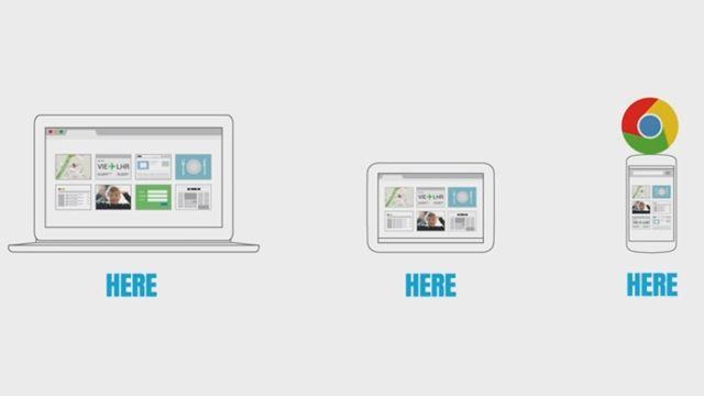 Chrome: Şimdi Her Yerde