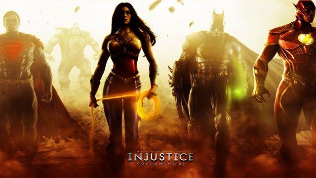 Injustice Gods Among Us Özellikleri Videosu