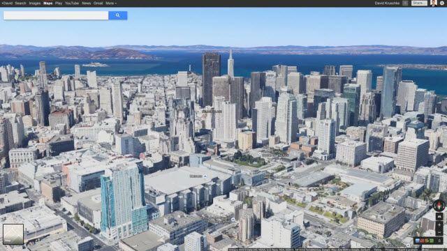Yeni Google Haritalarla Tanışın