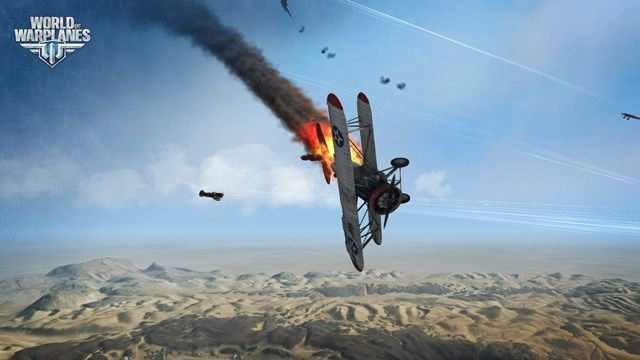 World of Warplanes Fragmanı