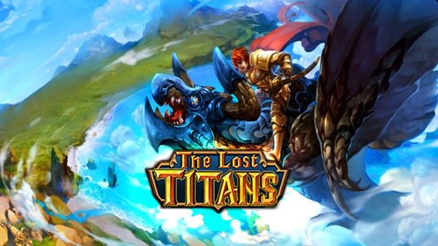 The Lost Titans Online