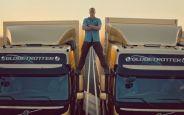 Volvo'nun Van Damme'lı Yeni Tır Reklamı