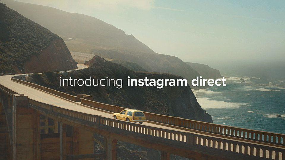 Instagram'a Direkt Mesaj Özelliği Geldi